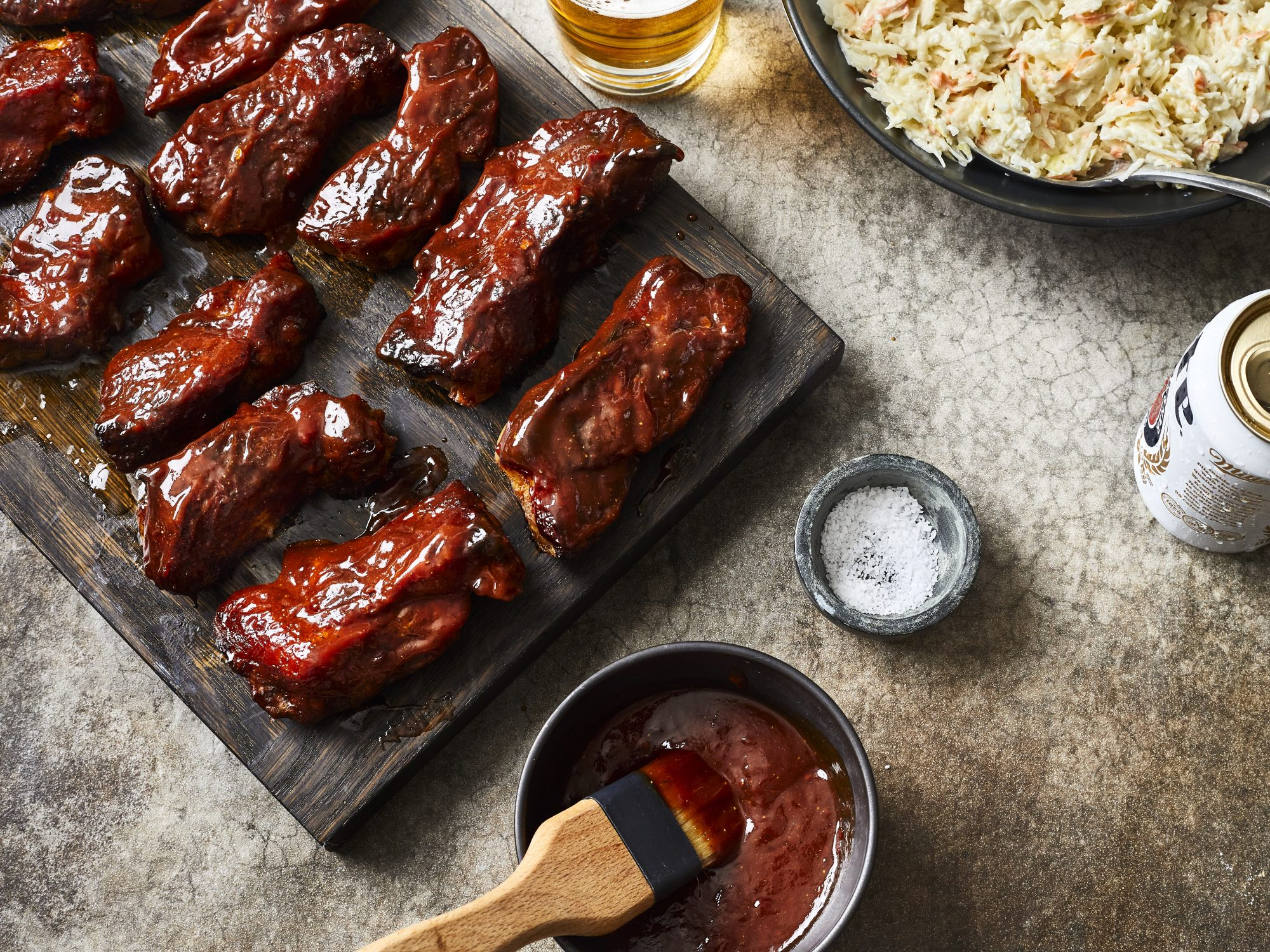 mr-Boneless Pork Ribs Image