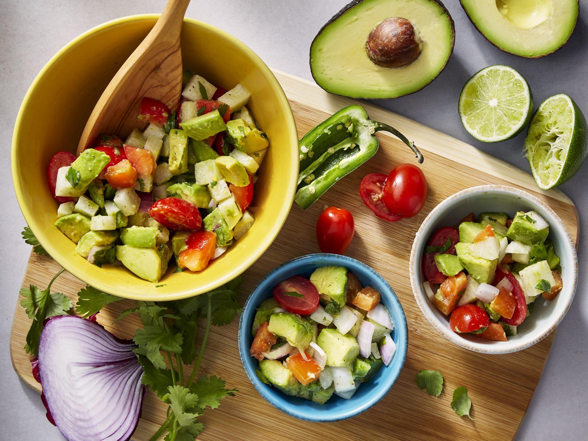 mr-Guacamole Salad Image