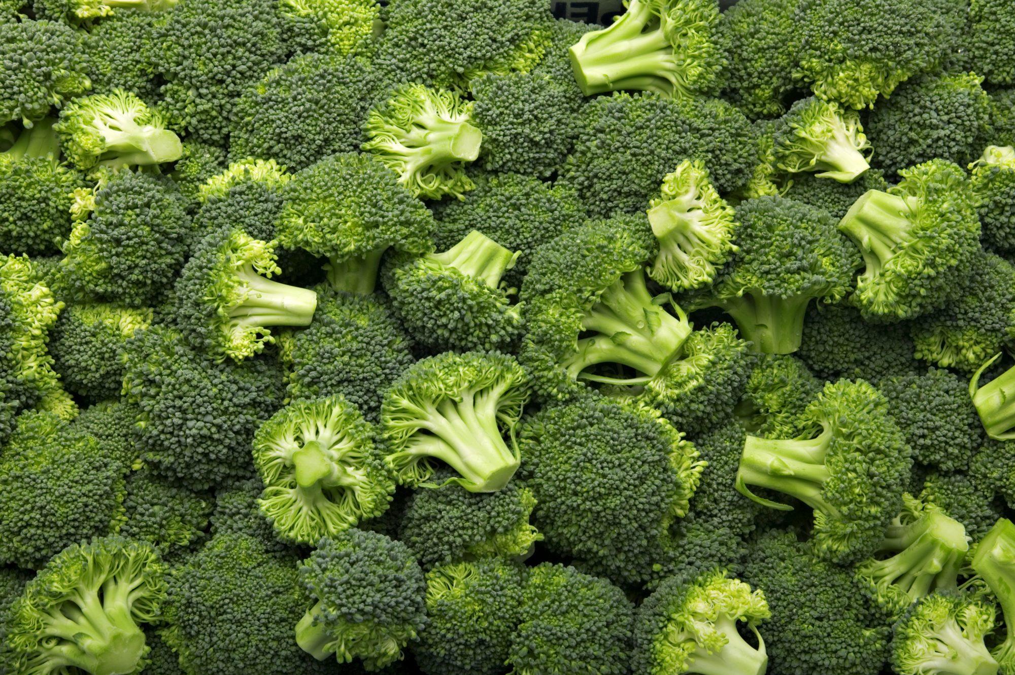 Broccoli Florets Getty 4/29/20