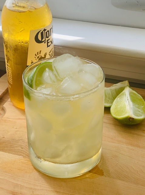 mr-Easy 3-Ingredient Margarita image