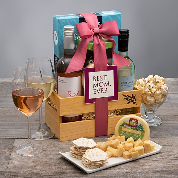 Gourmet Mother's Day Gift Basket