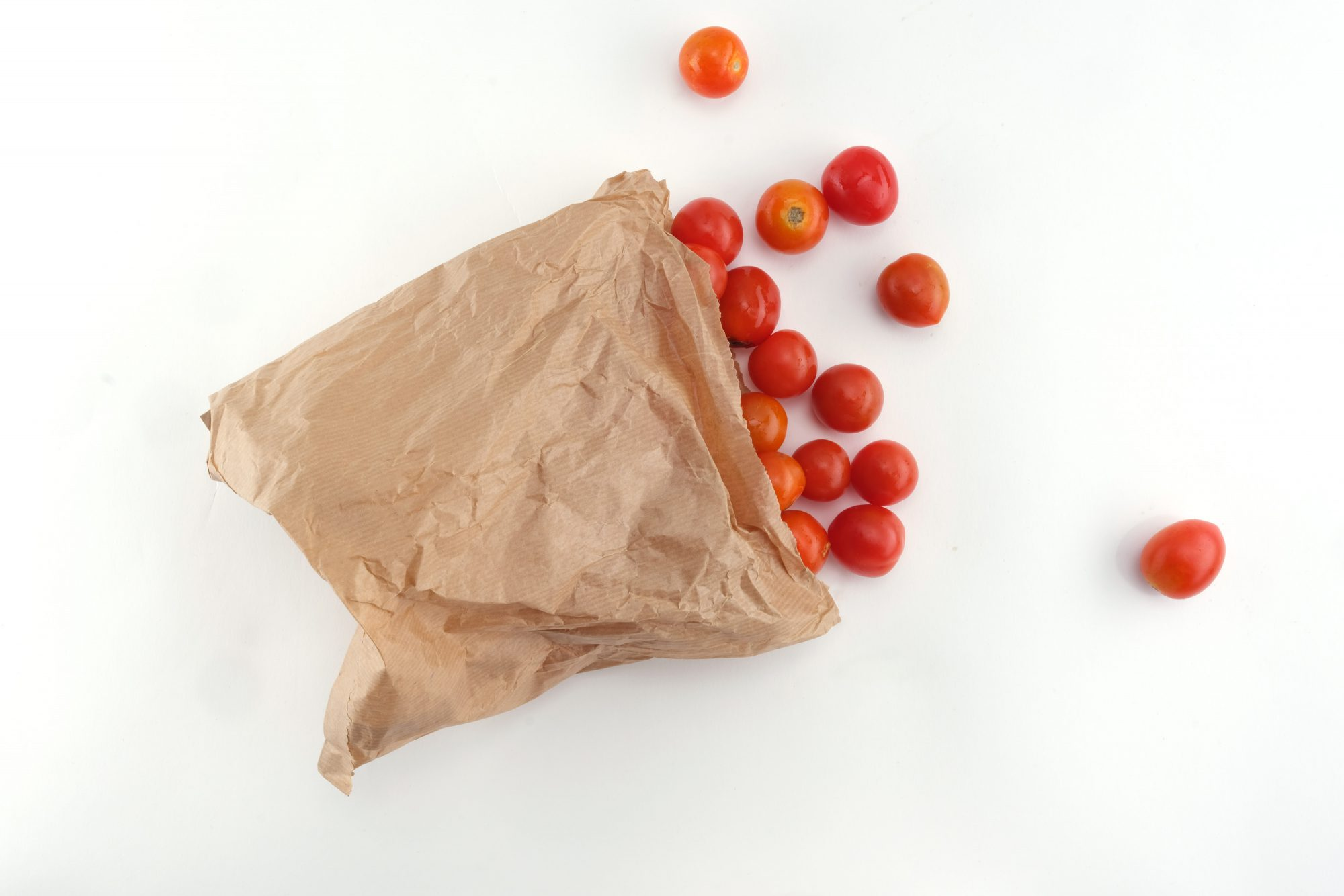 Tomatoes in paper bag Getty 5/11/20