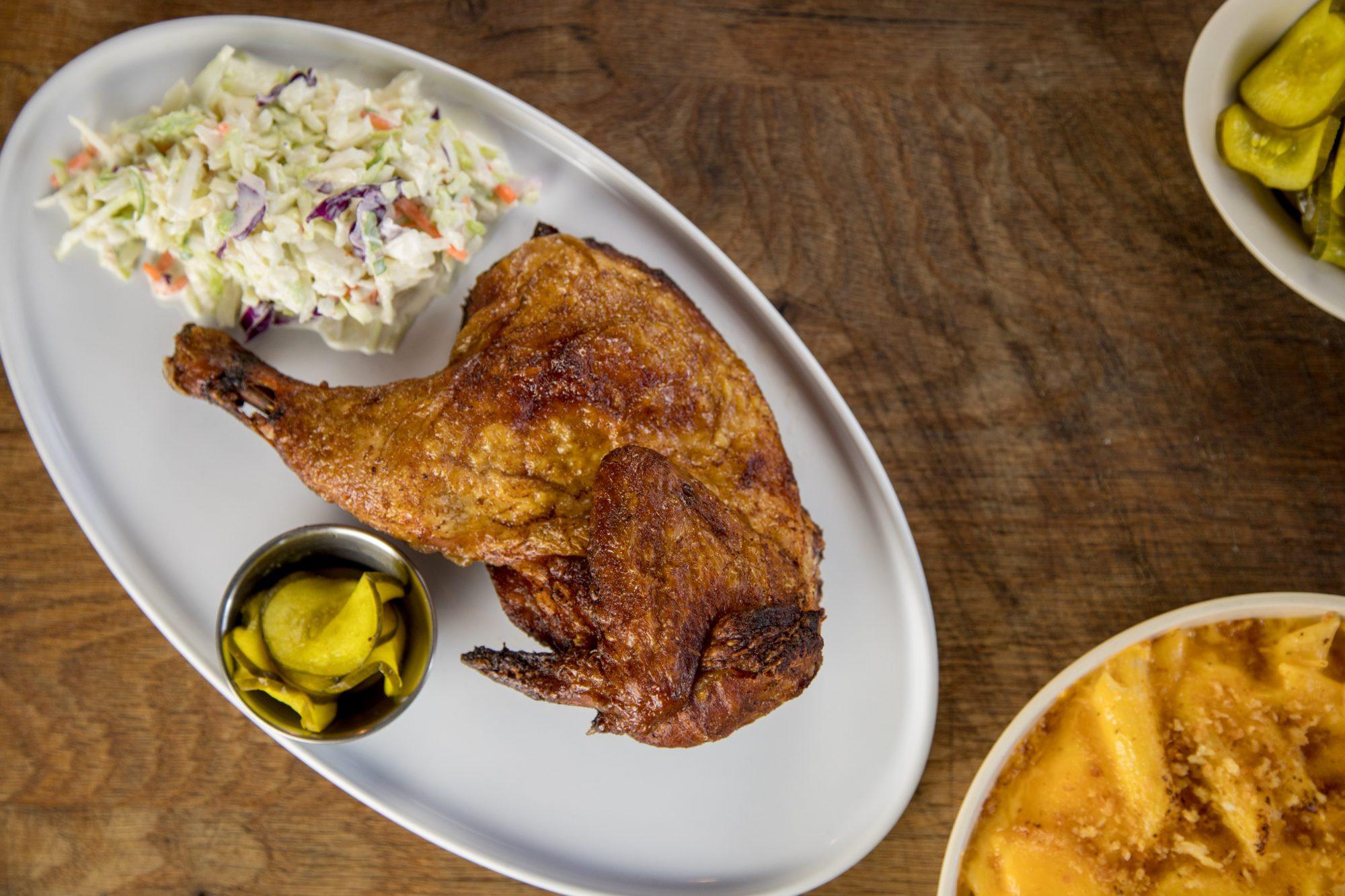 Smoked Chicken Sweet Auburn