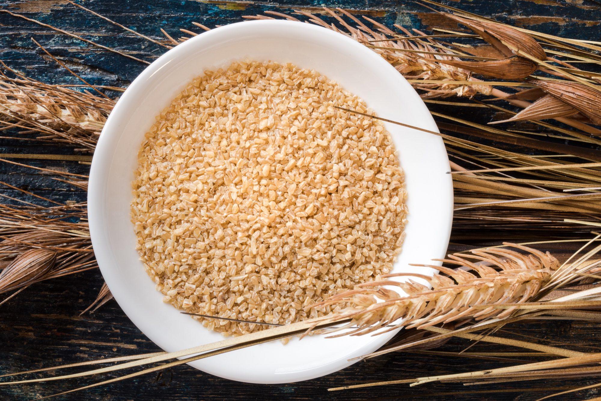 Bulgur Wheat Getty 5/15/20