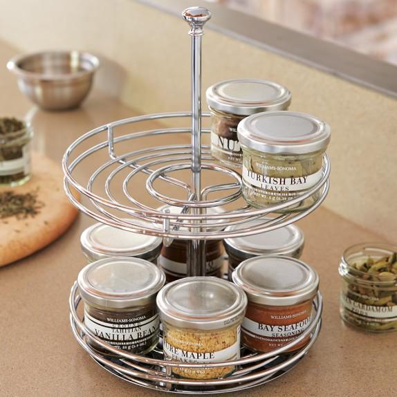 Two-tier revolving spice rack.jpg