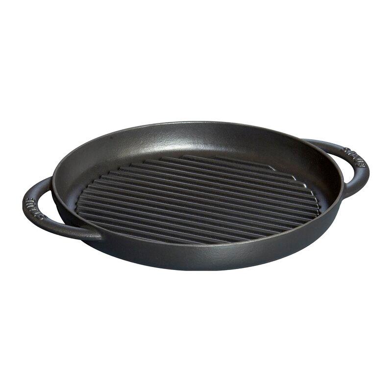 Staub Cast iron Grill Pan