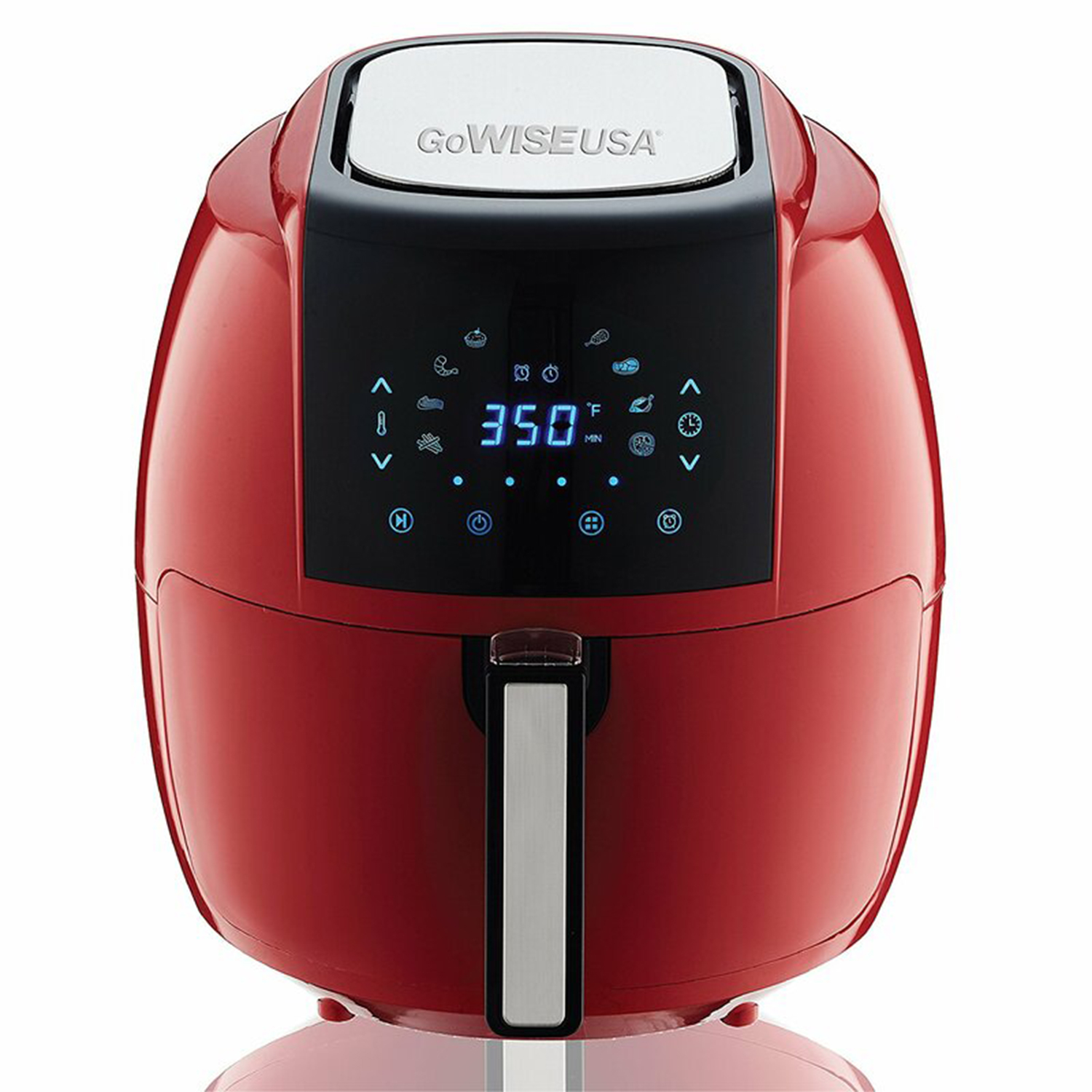 GoWise USA 5.5-Liter 8-in-1 Electric Air Fryer