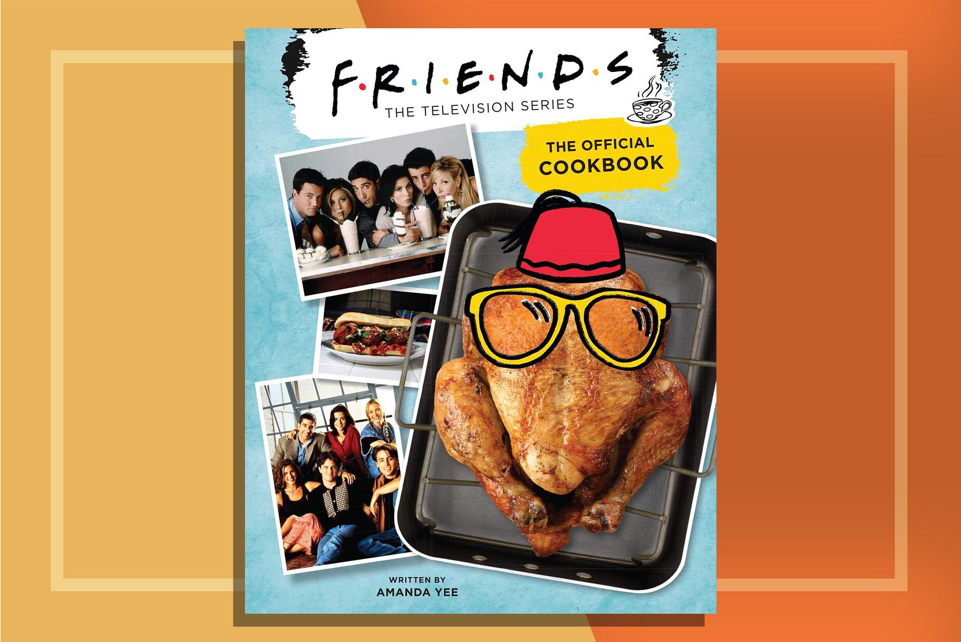 Official 'Friends' Cookbook