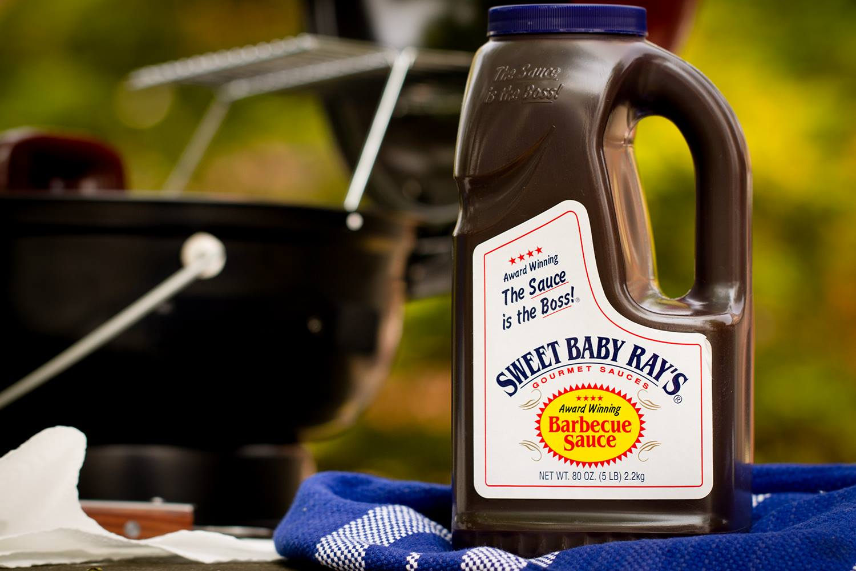 Sweet Baby Ray's BBQ Sauce