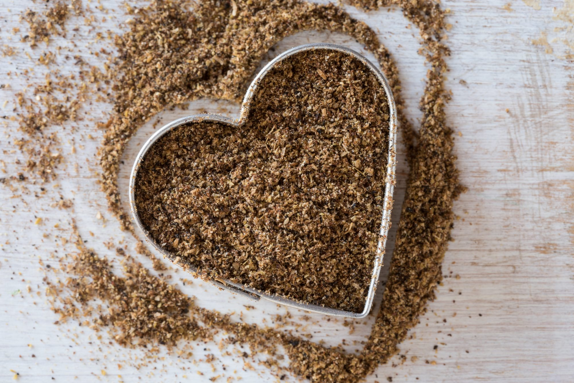 Garam masala heart Getty 5/27/20