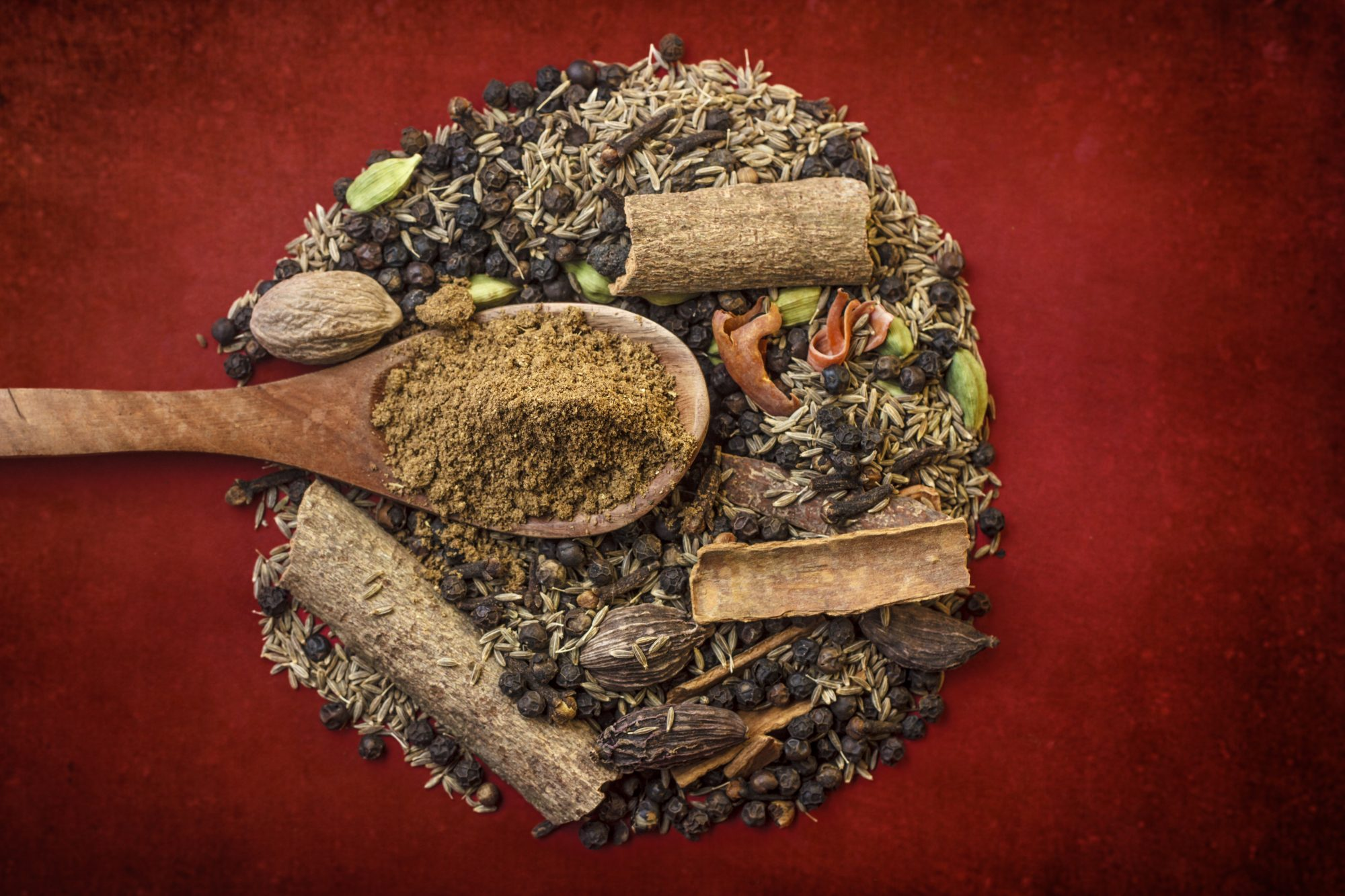 Garam masala ingredients 2 Getty 5/27/20
