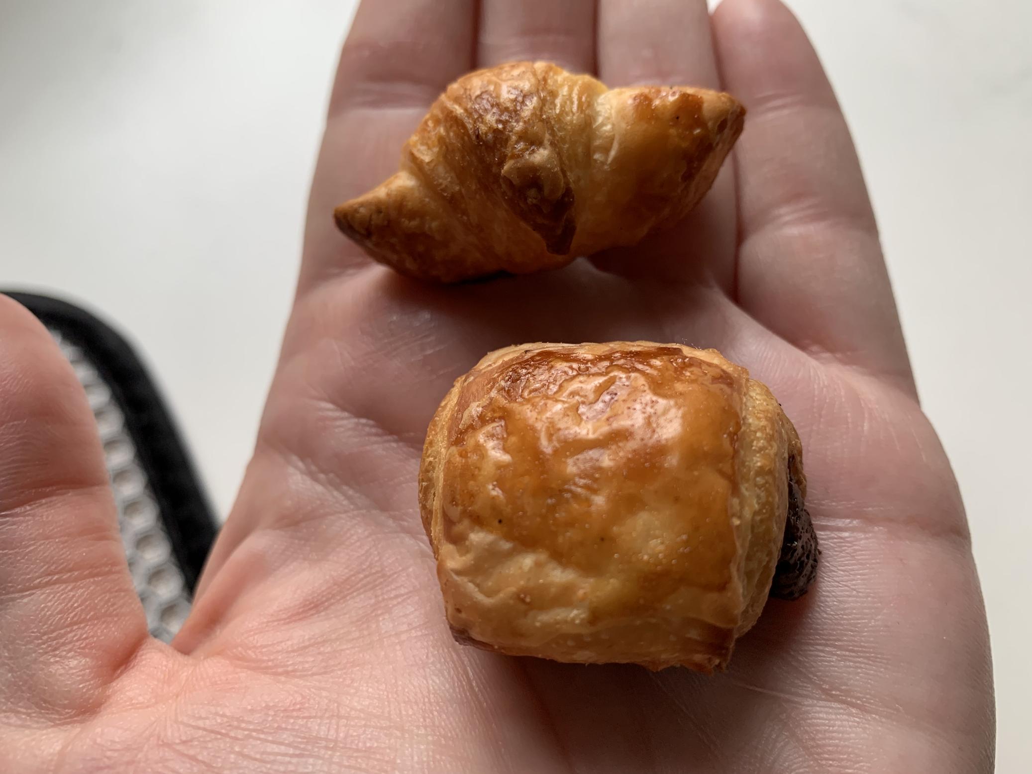 Tiny Croissants Ballis