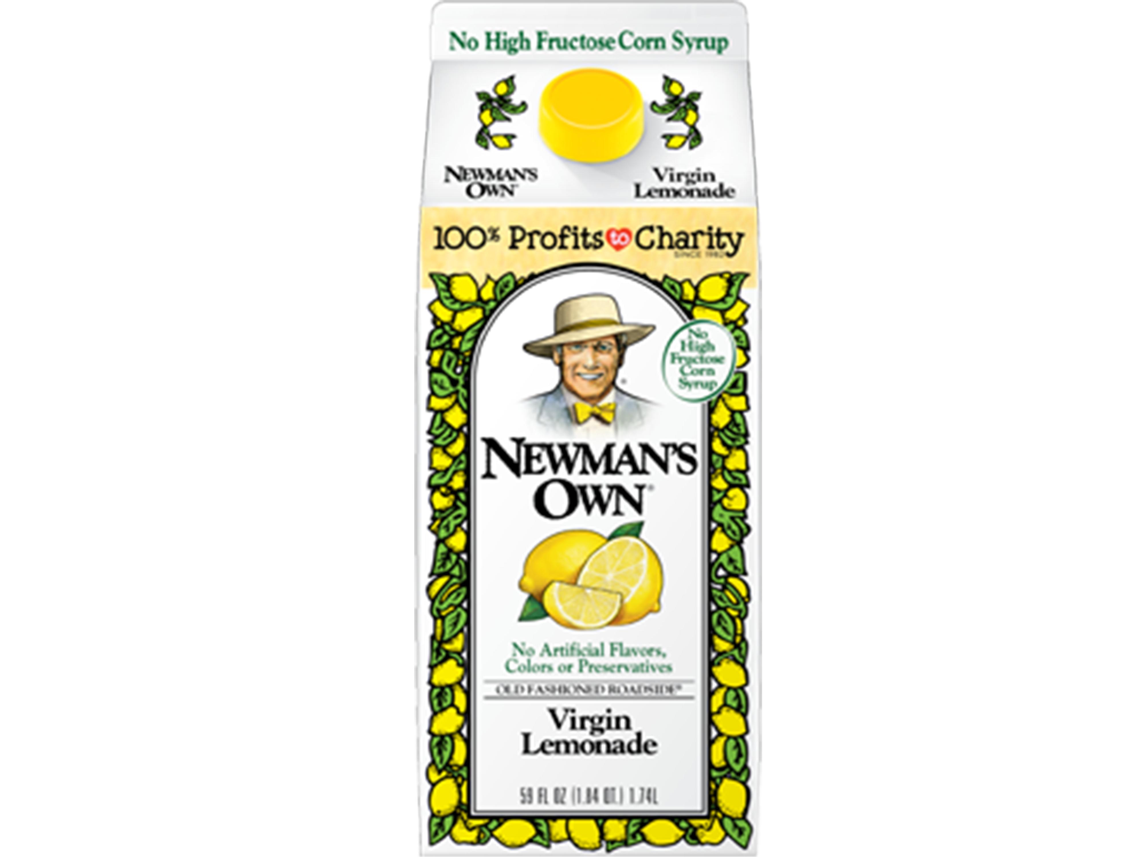 newmans-lemonade
