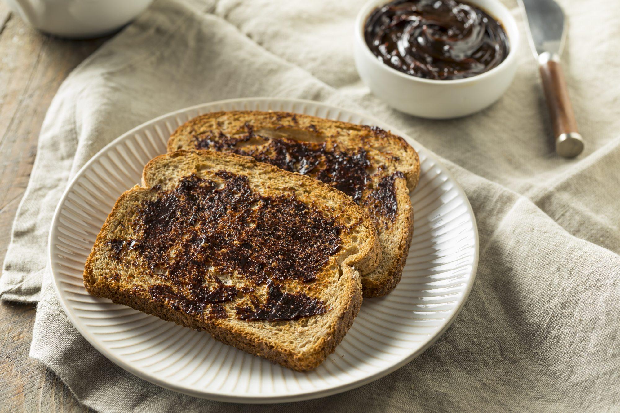 Vegemite toast Getty 6/8/20