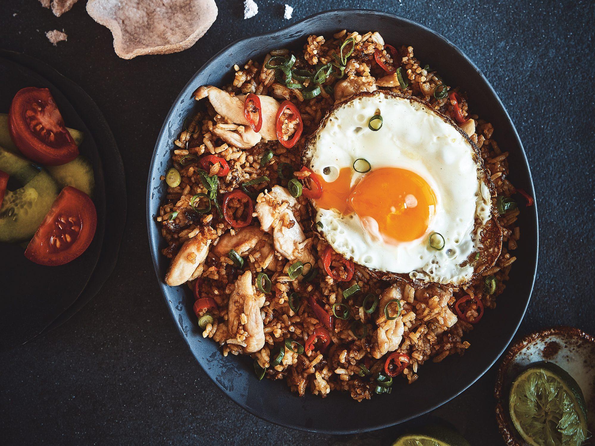 mr-Malaysian Fried Rice Image