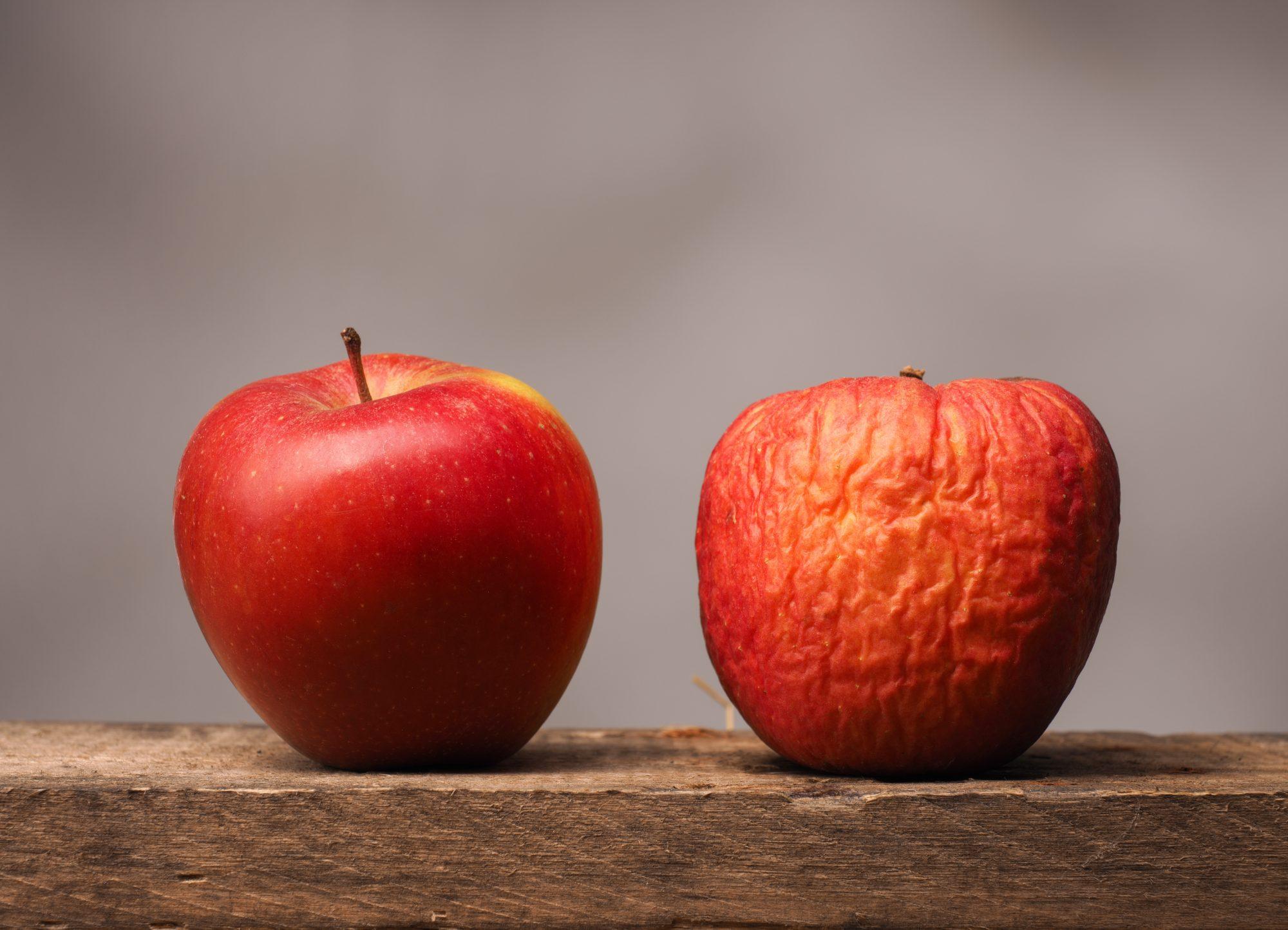 Rotten apple Getty 6/12/20