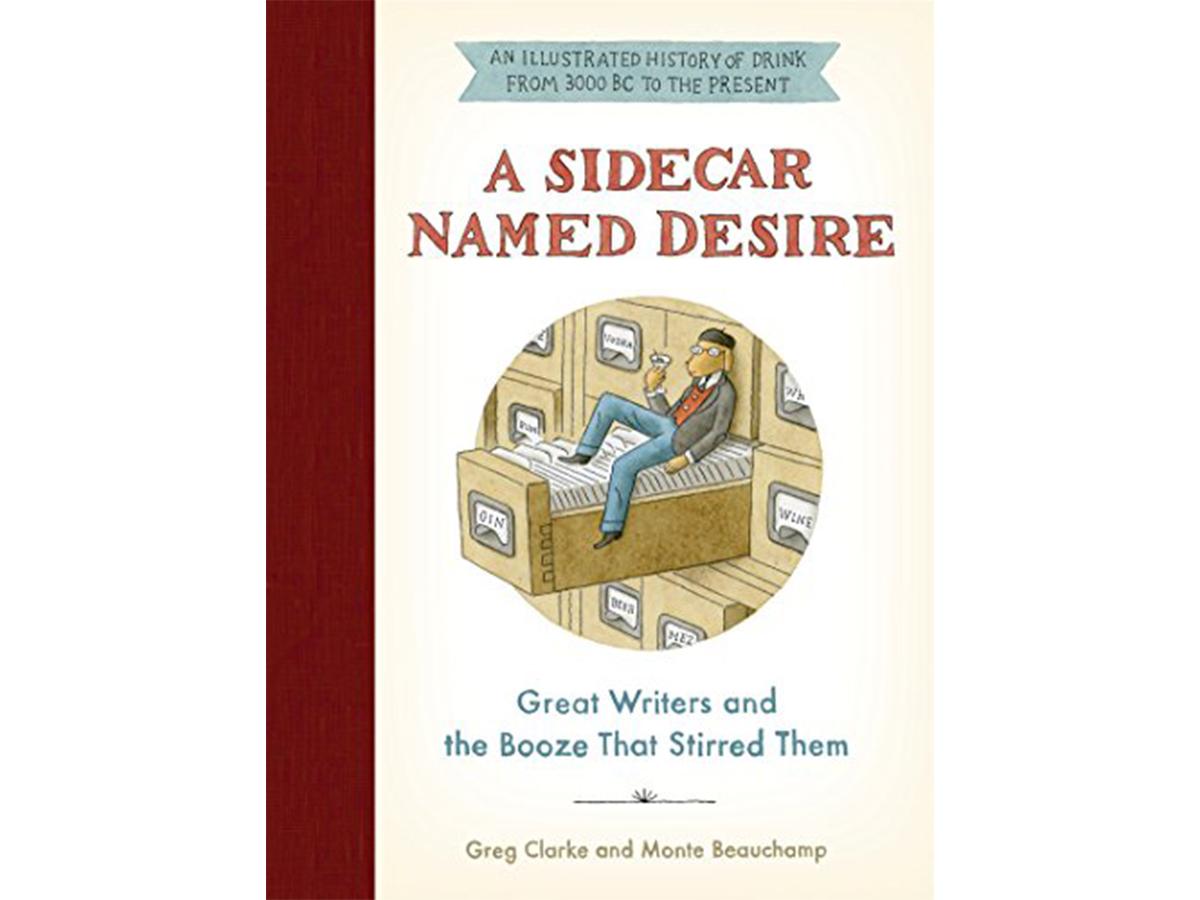 Editors Favorite Cookbooks: A Sidecar Named Desire