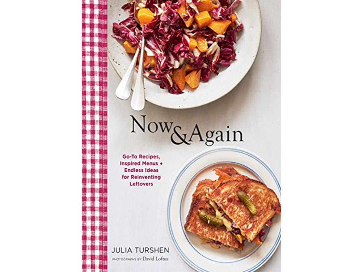 Editors Favorite Cookbooks: Now & Again
