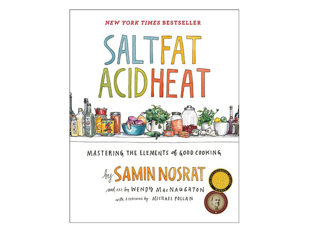 Editors Favorite Cookbooks: Salt Fat Acid Heat