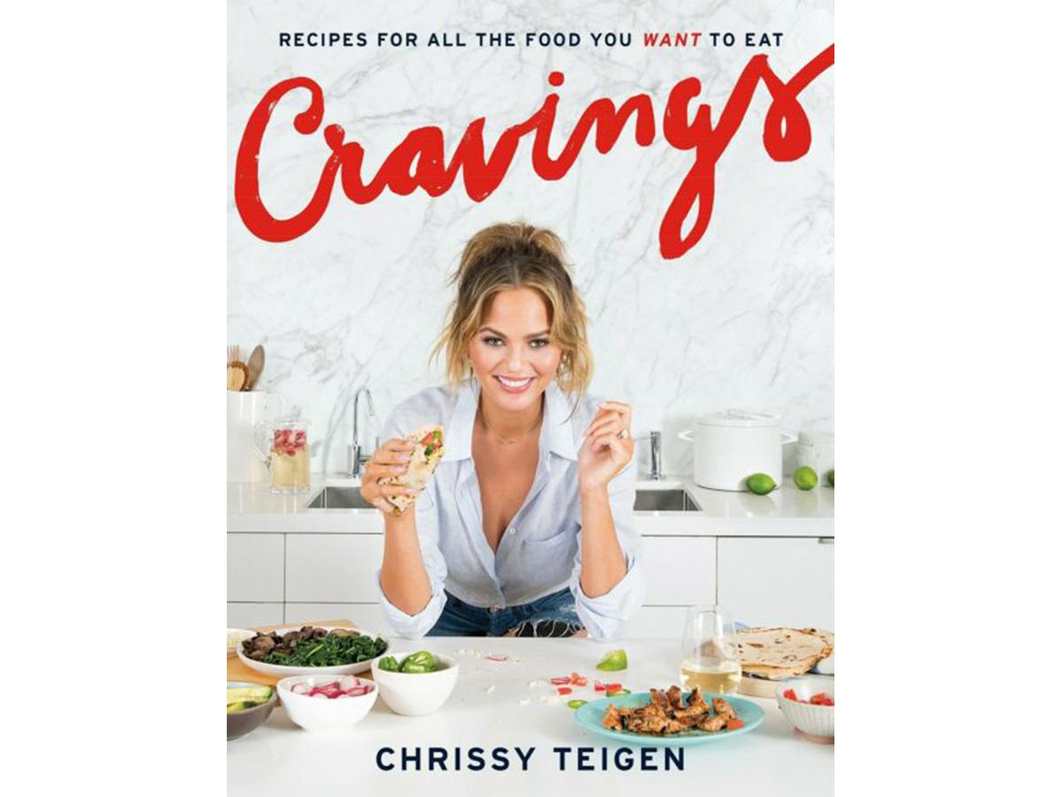 Editors Favorite Cookbooks: Cravings