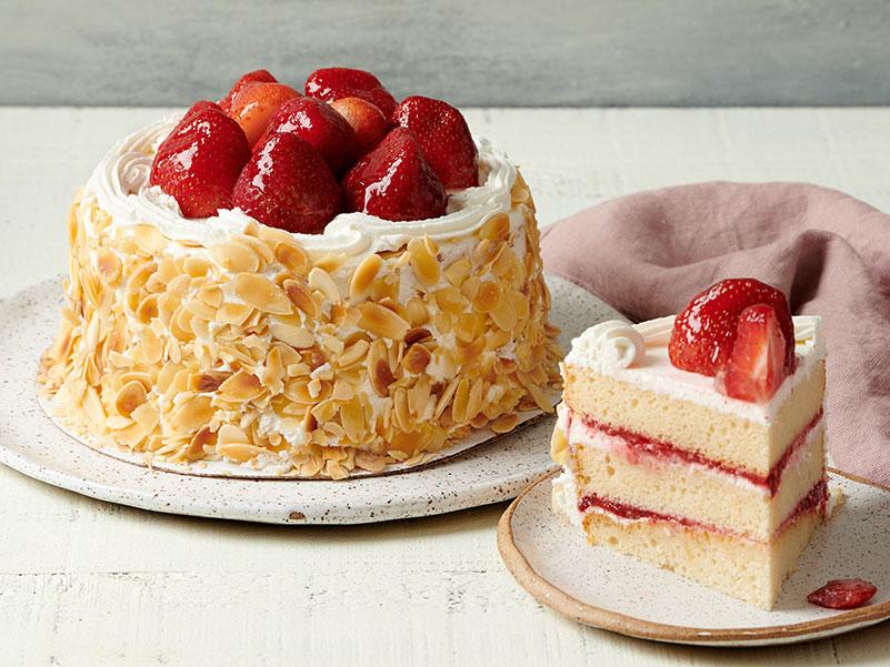 Birthday Cake Delivery: Fresh Market