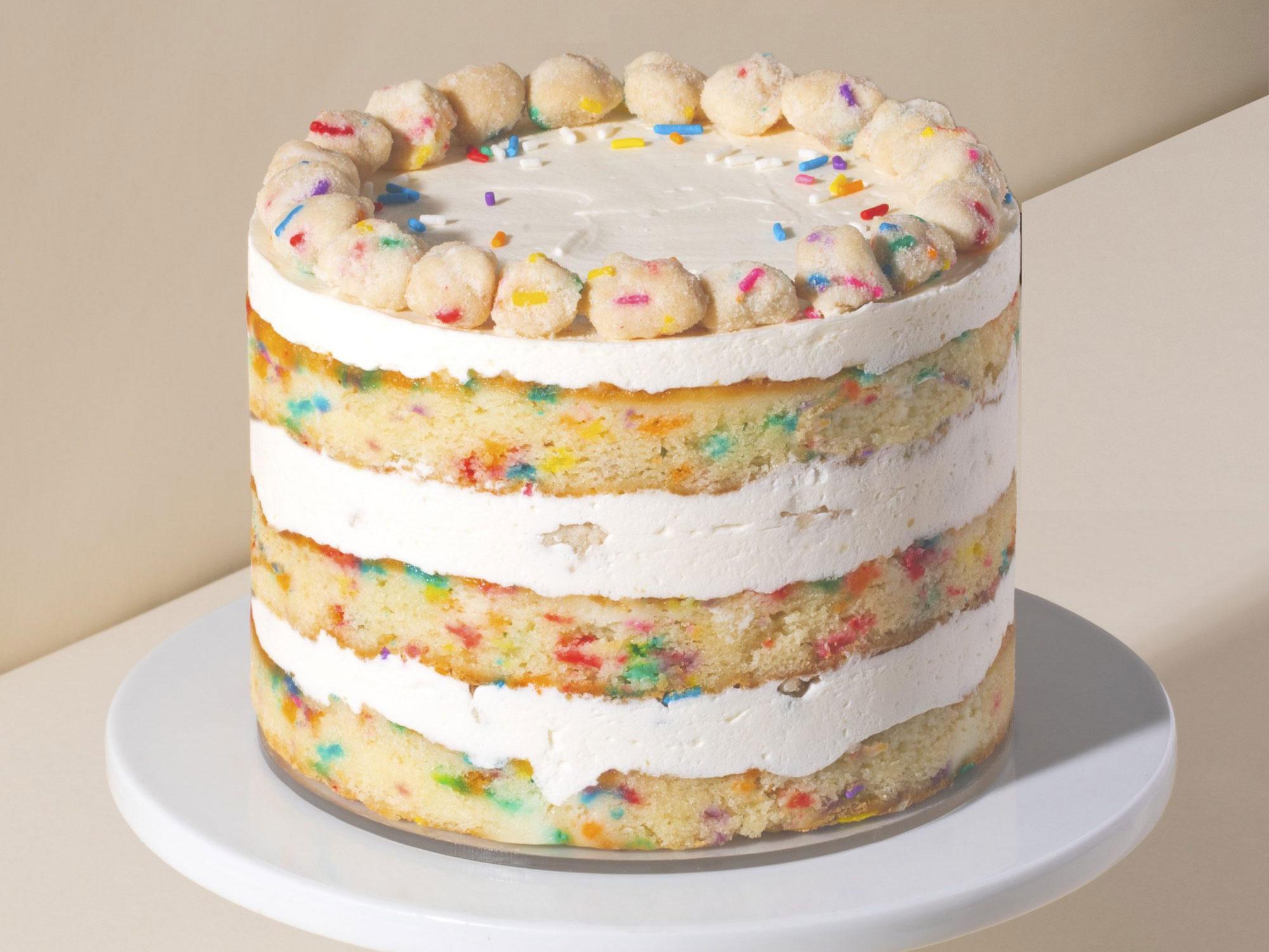 Birthday Cake Delivery: Milk Bar