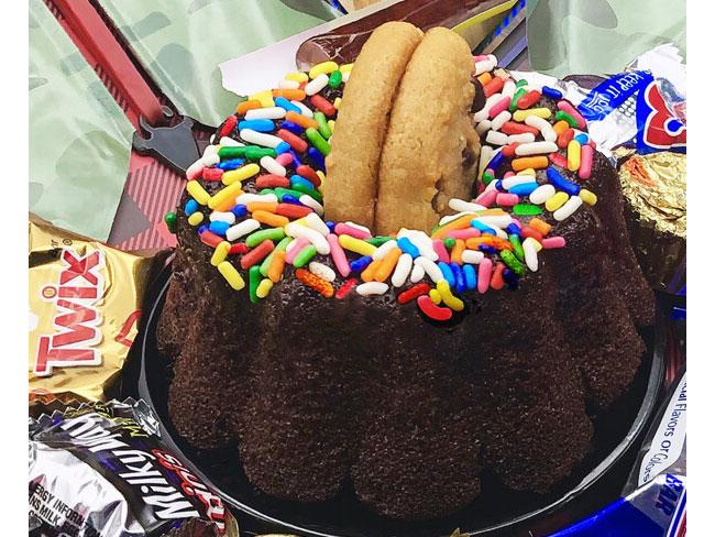 Birthday Cake Delivery: Send a Cake