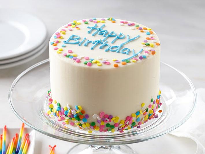 Birthday Cake Delivery: Williams Sonoma