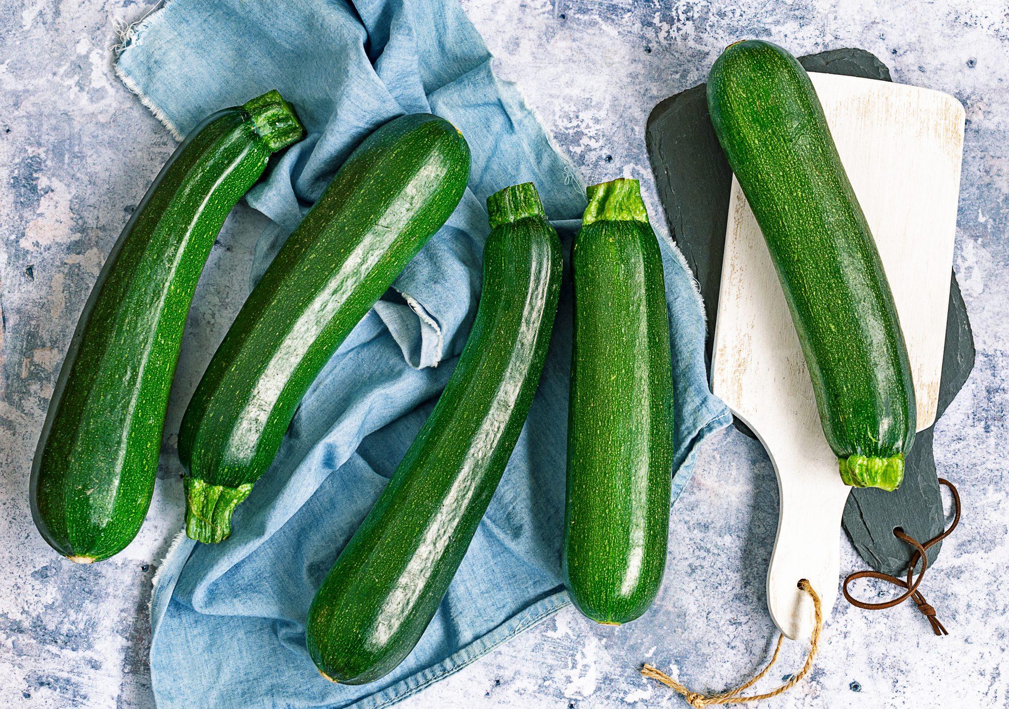 Whole zucchini Getty 6/22/20