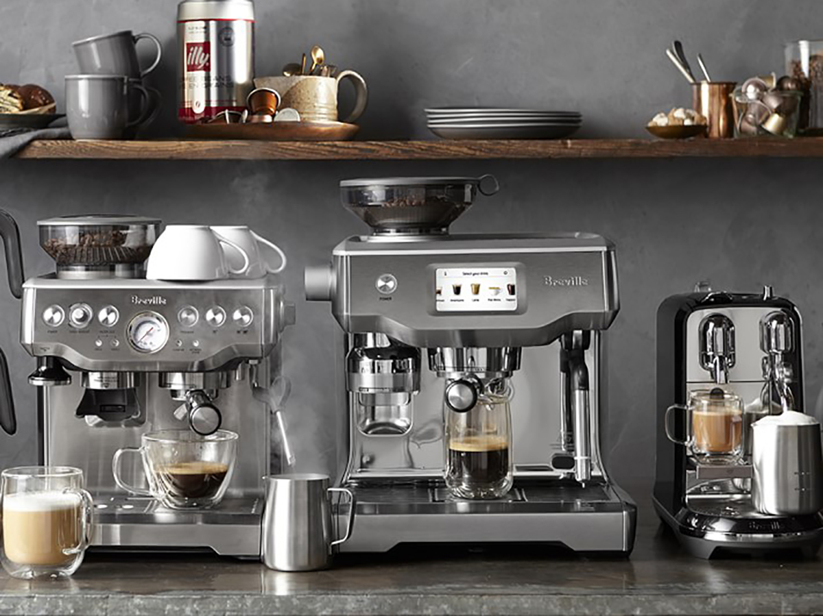 Williams Sonoma Just Discounted All Breville Appliances