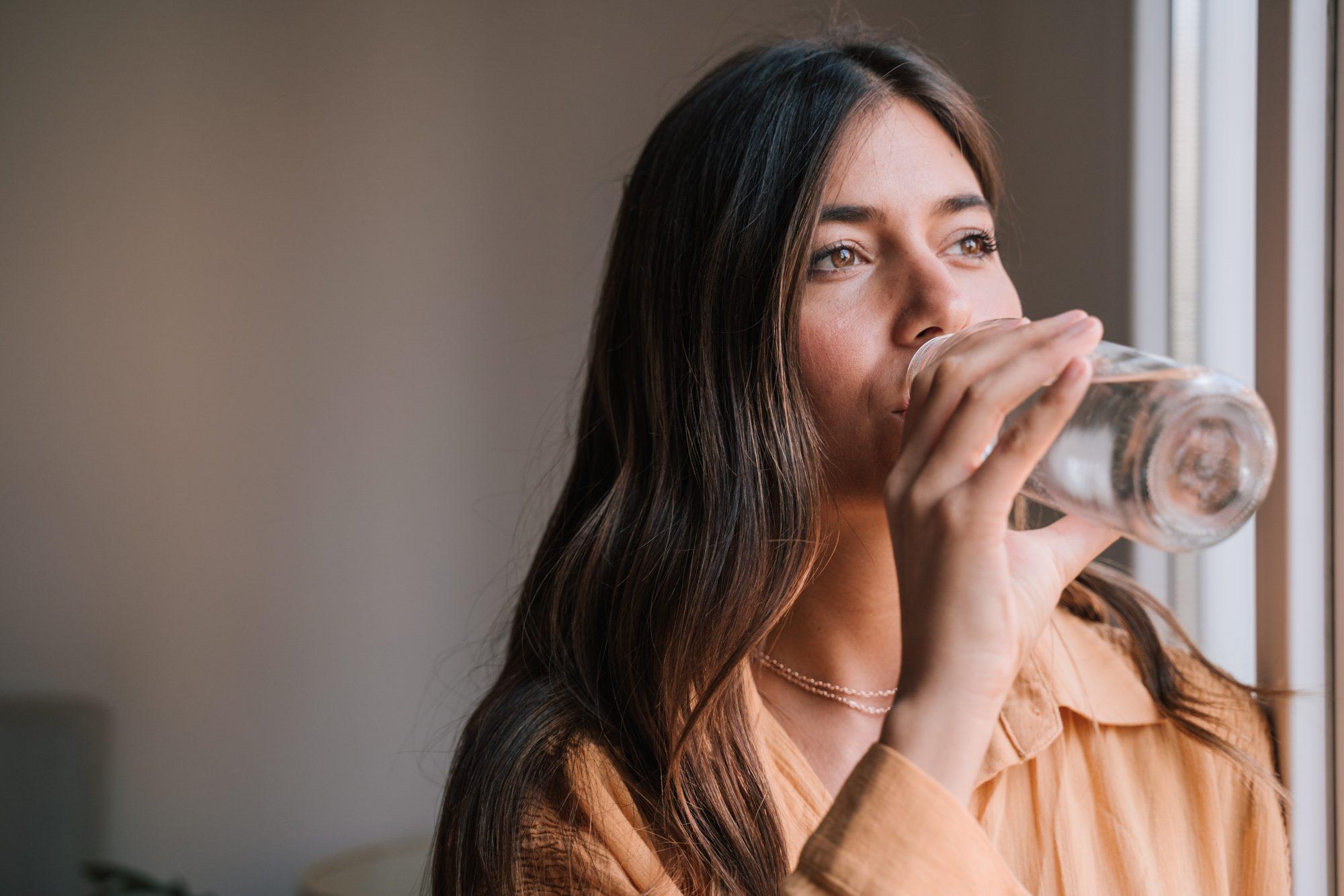 Drinking water Getty 7/6/20