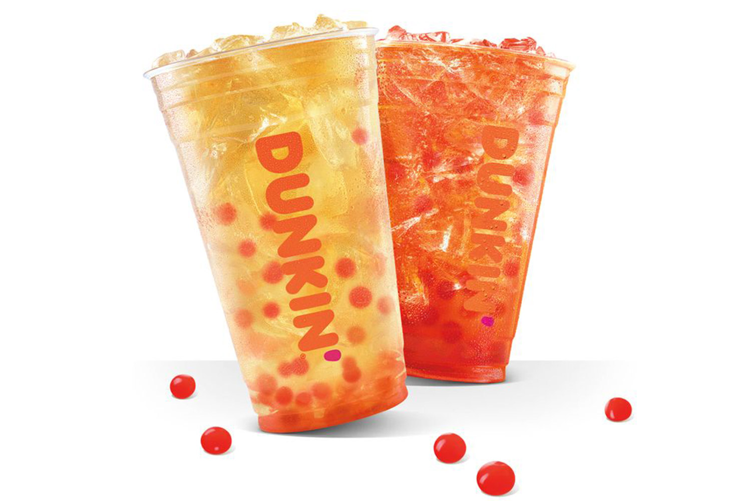 Dunkin' Is Testing Bubble Teas at Some Locations Just in Time for Summer