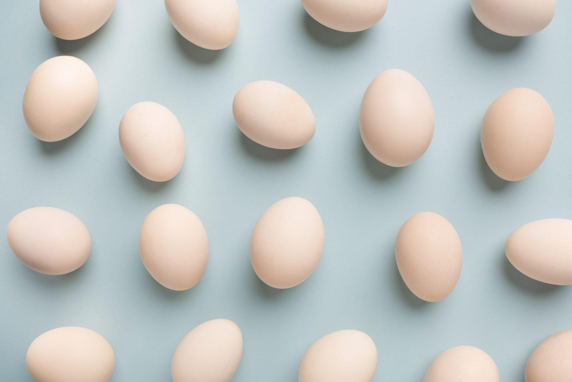 Egg pattern Getty 7/13/20