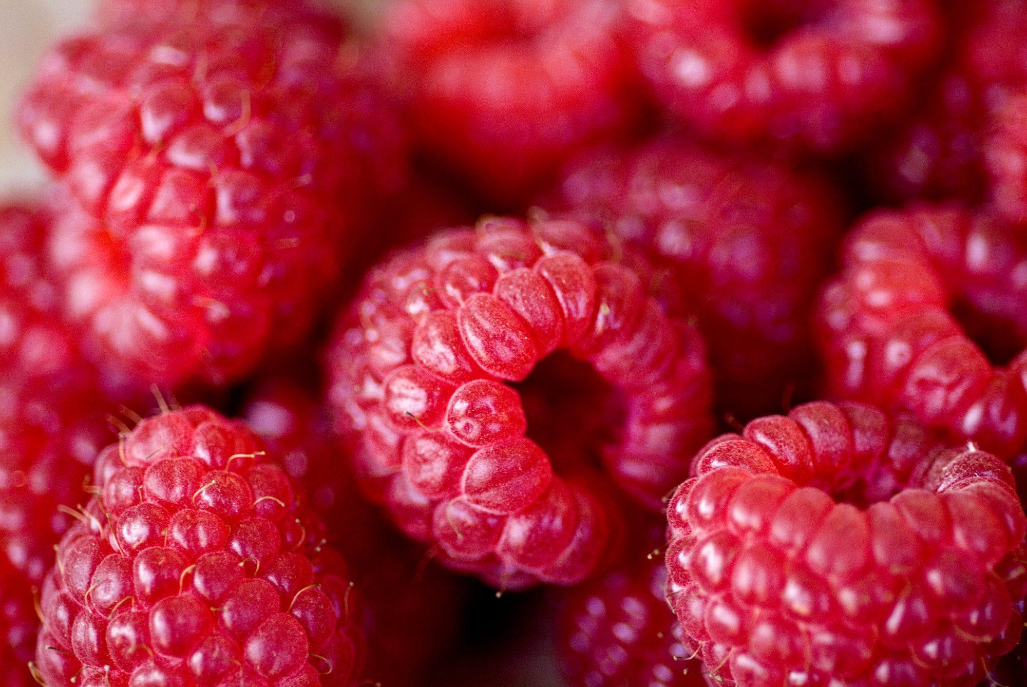 Raspberries Getty 7/29/20