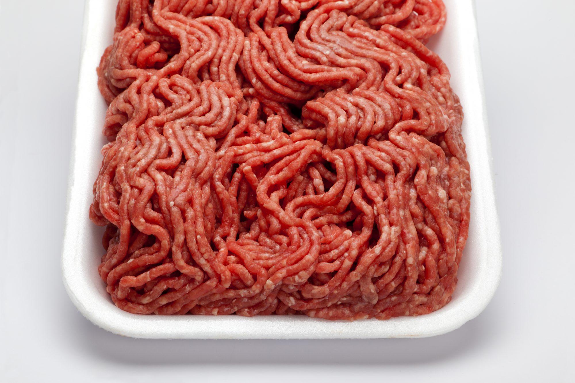 Ground beef tout Getty 7/15/20