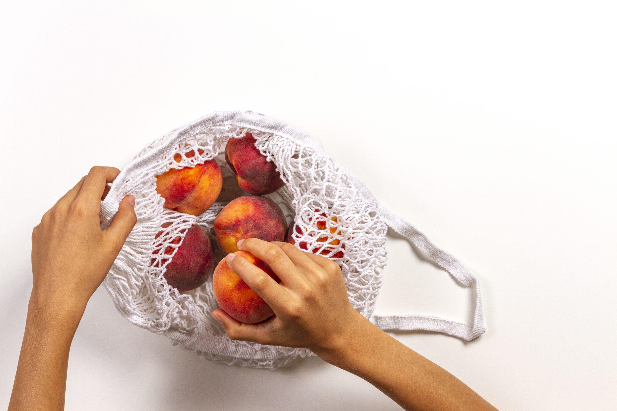 Peaches in bag Getty 8/5/20