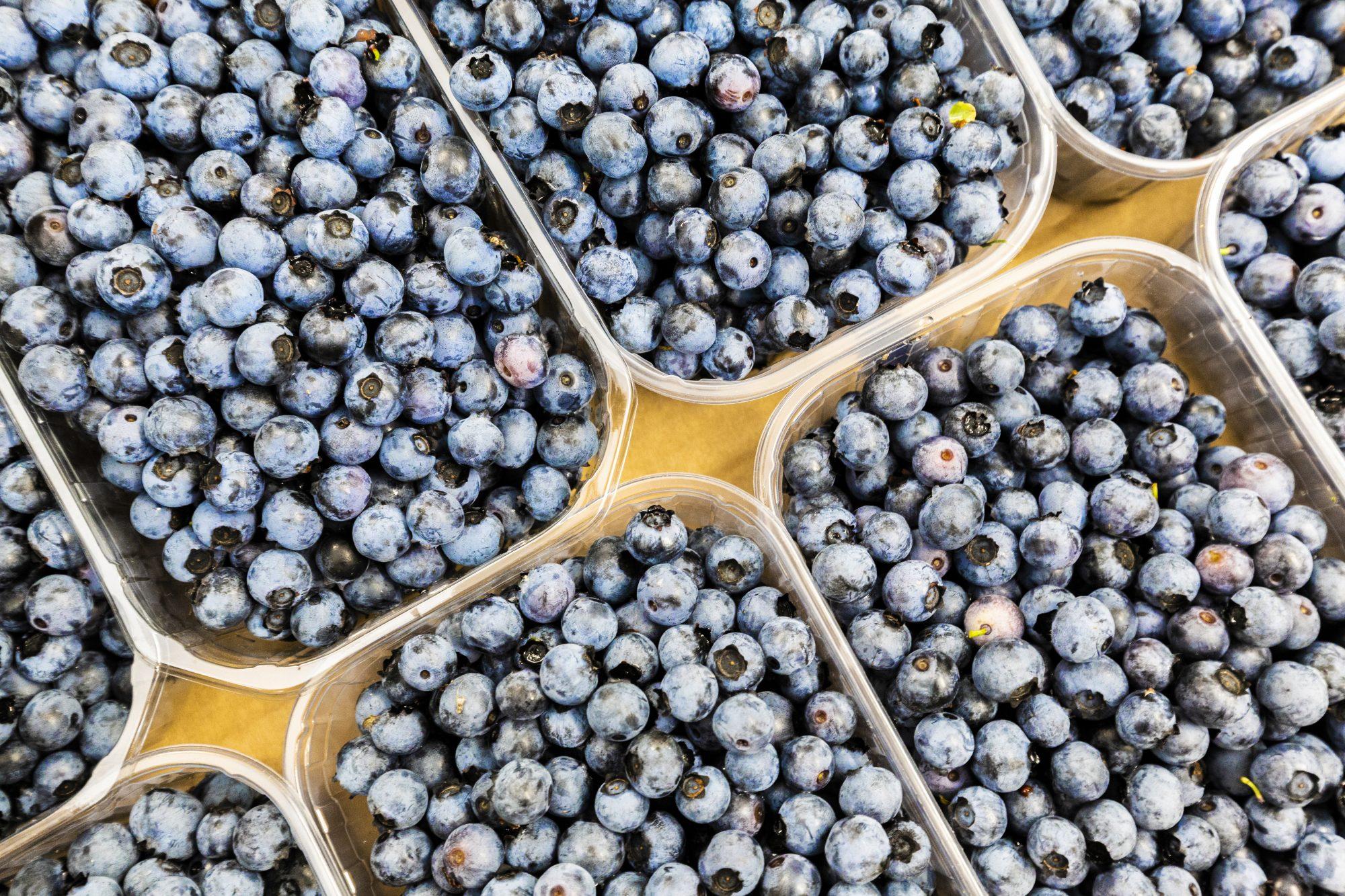 Blueberries in baskets Getty 7/16/20
