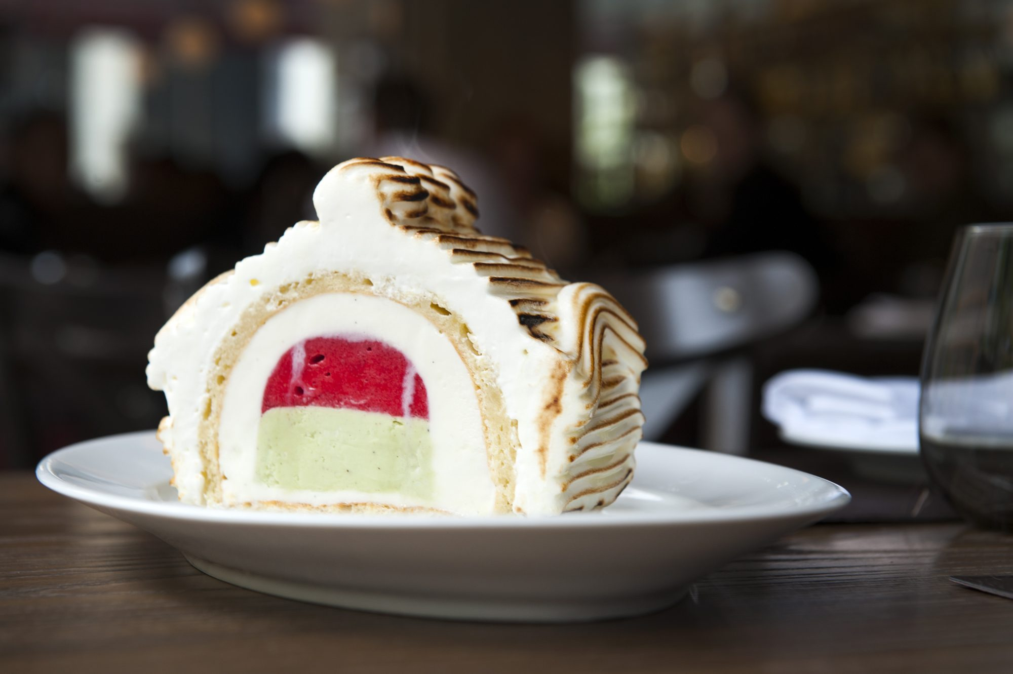 Baked Alaska red and green Getty 8/12/20