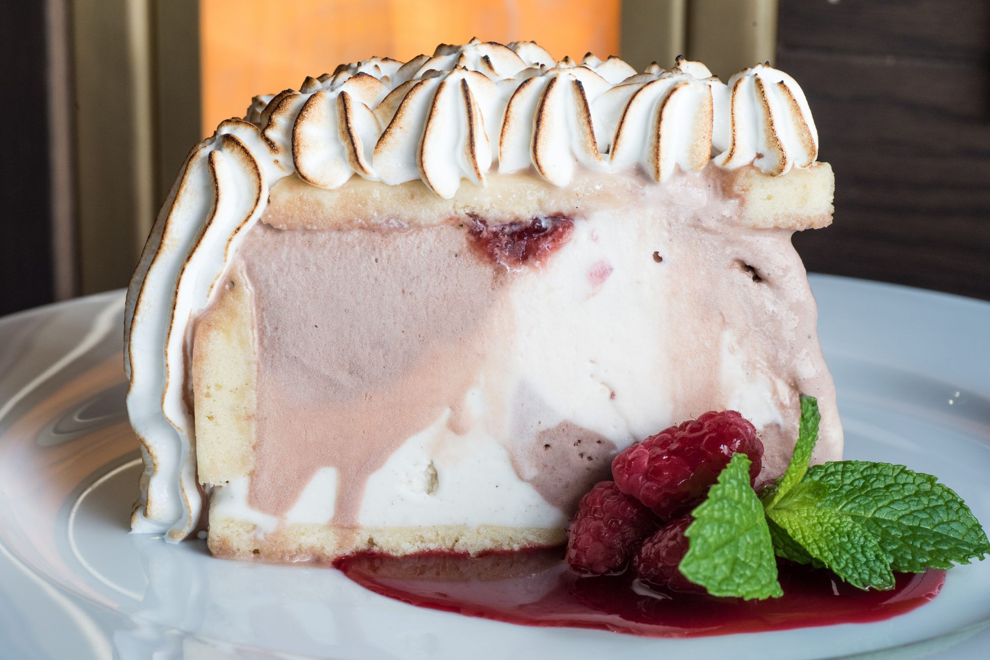 Baked Alaska pound cake Getty 8/12/20