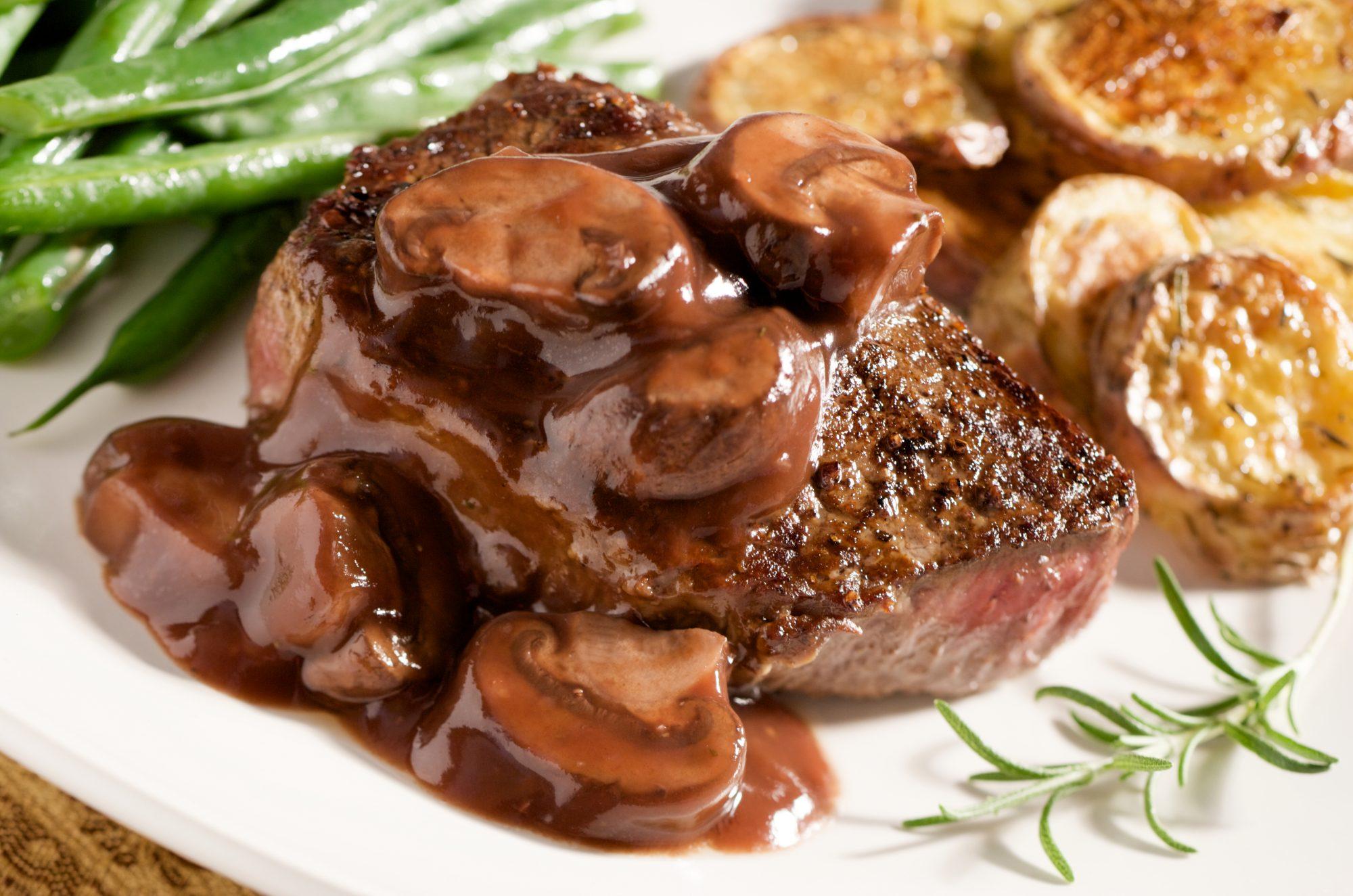 Madeira Steak Getty 8/17/20