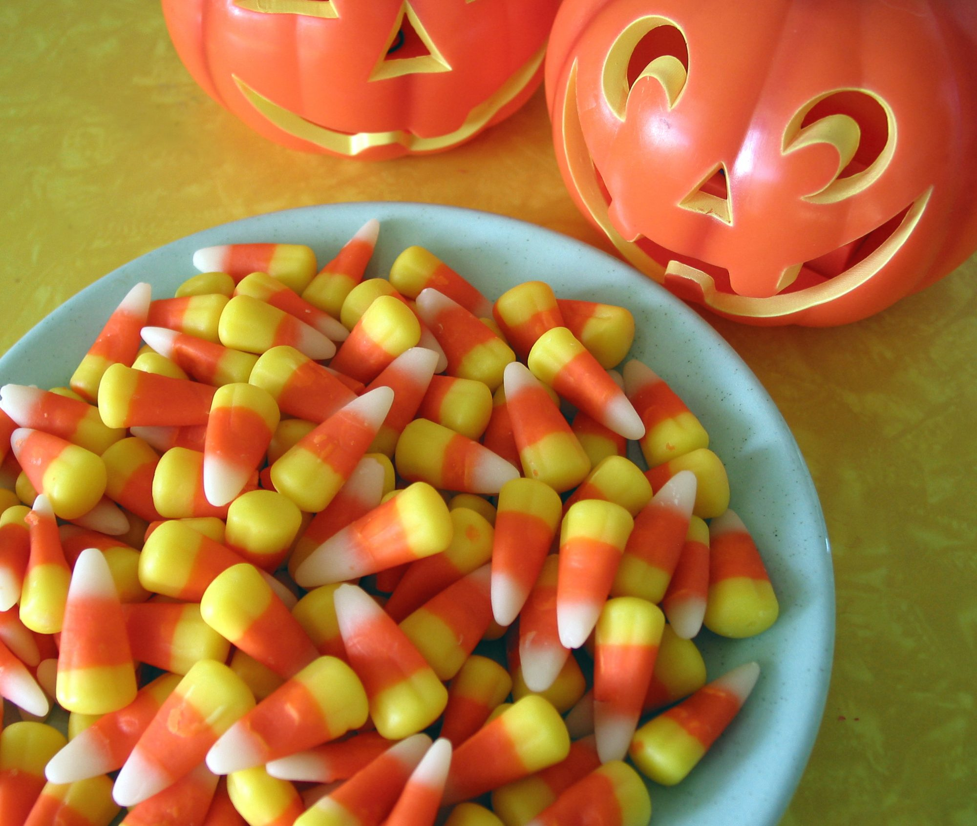 Candy Corn Halloween Getty 8/20/20