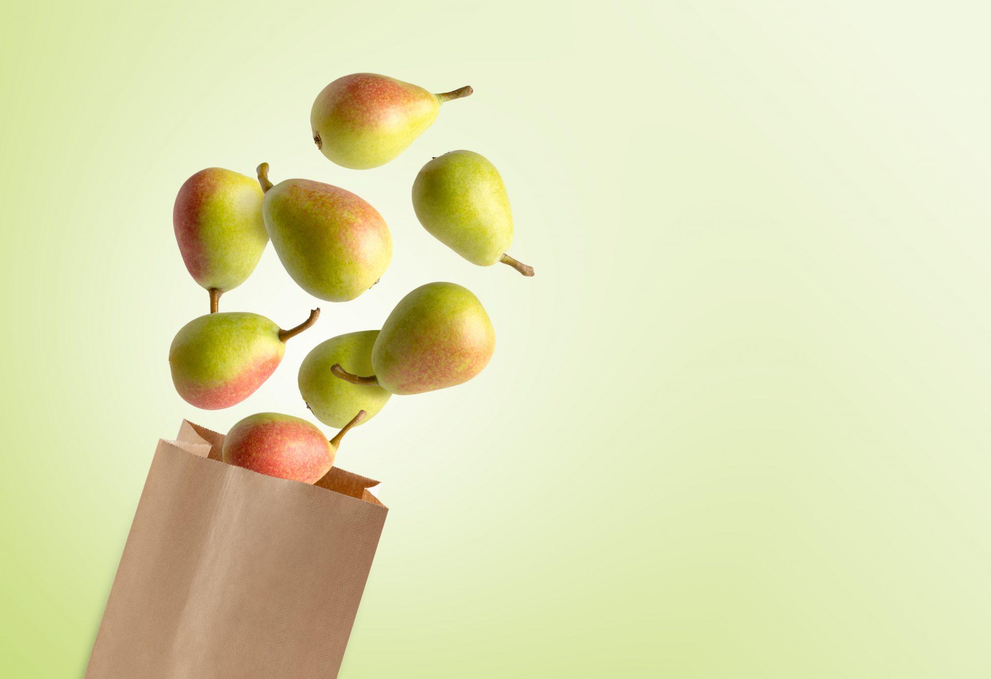 Pears in bag Getty 9/3/20