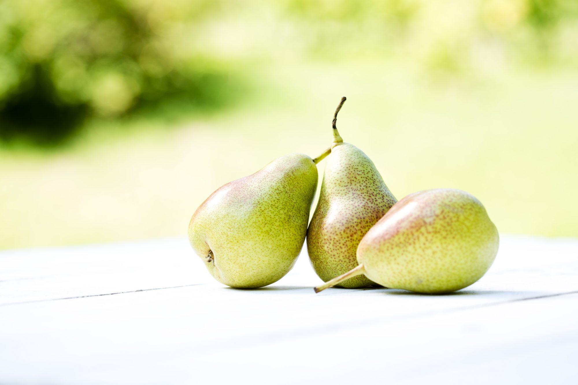 Pears outside Getty 9/3/20