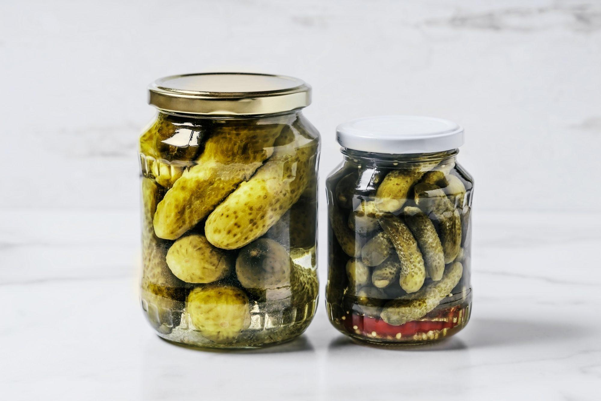 Pickle jars Getty 9/15/20