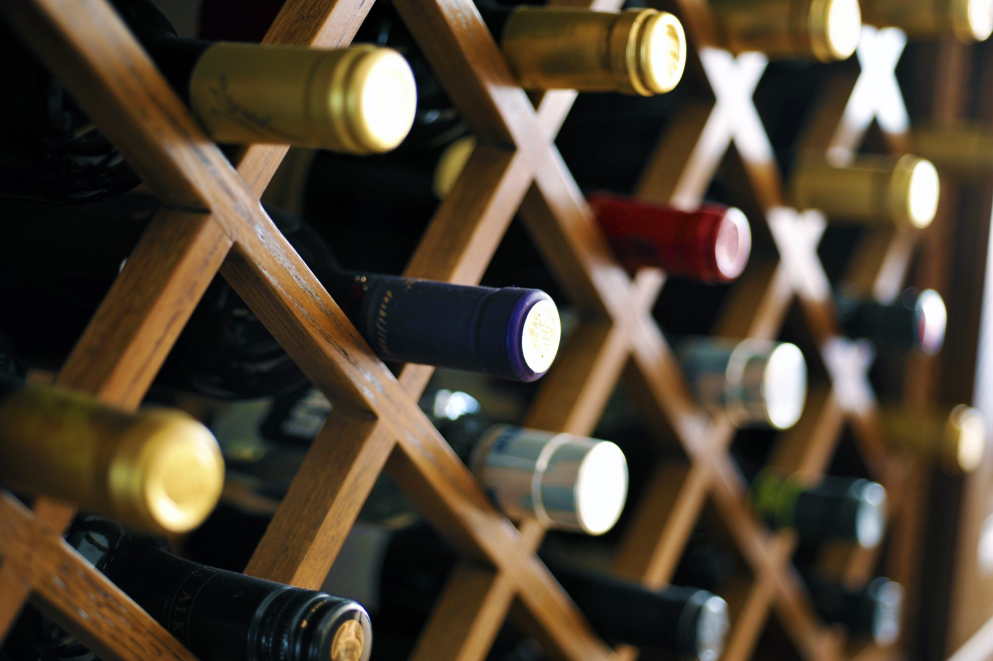 Wine rack Getty 9/17/20