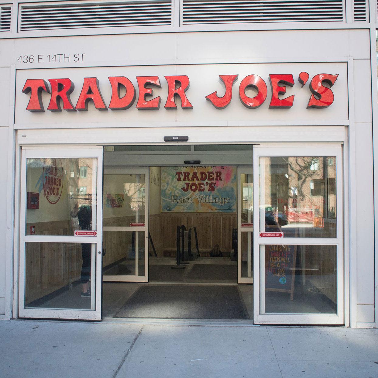 Trader Joe's storefront