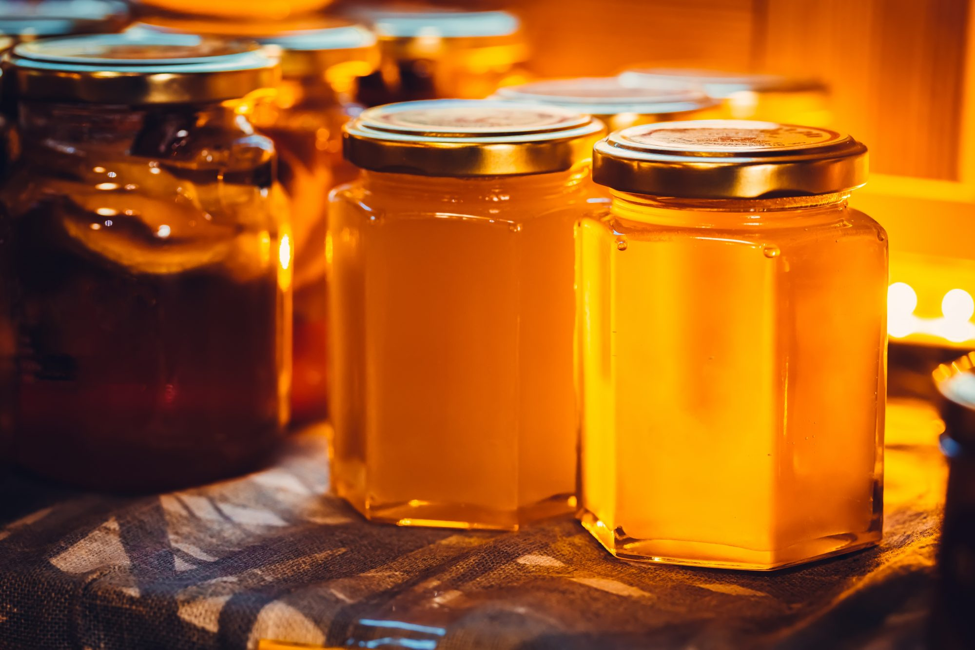 Honey jars Getty 9/21/20
