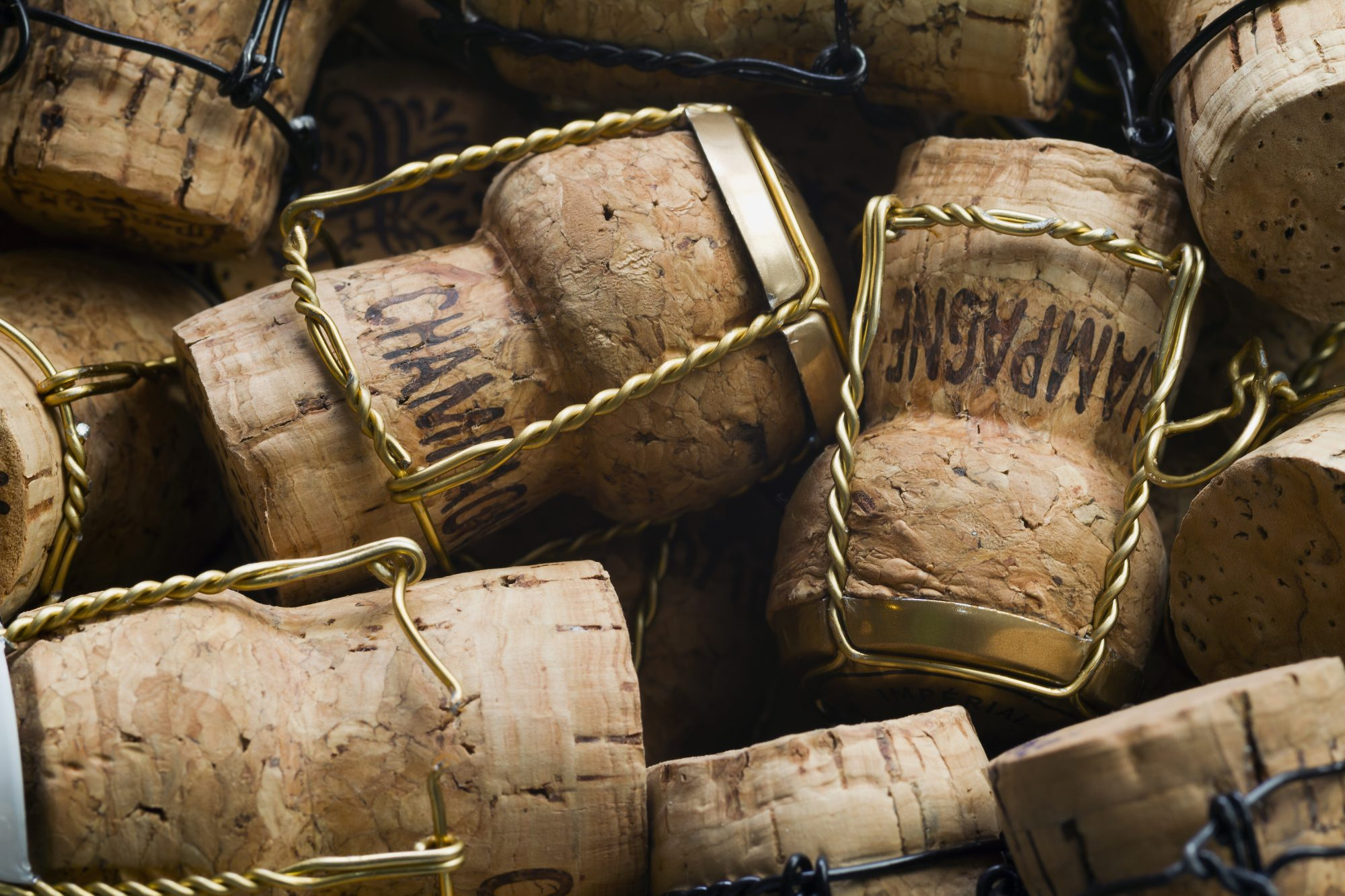 Champagne corks Getty 9/22/20