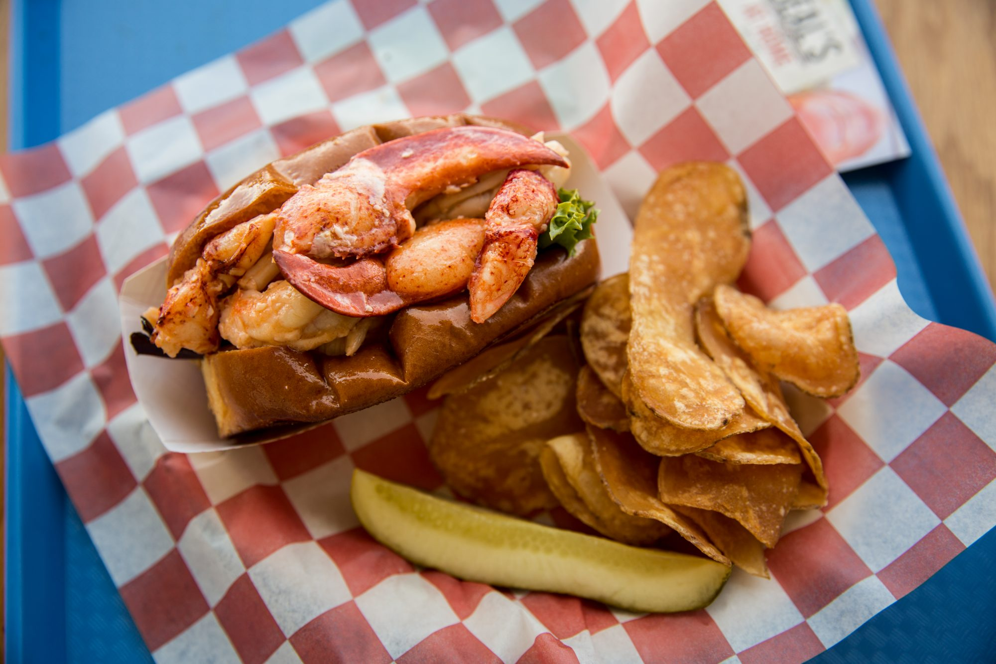 Beal's Lobster Pier