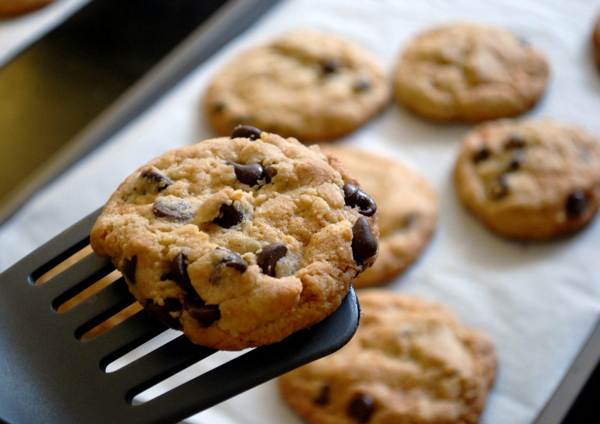 Choc chip cookie Getty 10/5/20